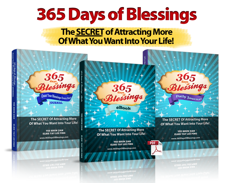365 Days of Blessings